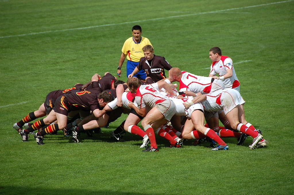Cuanto dura un partido de Rugby