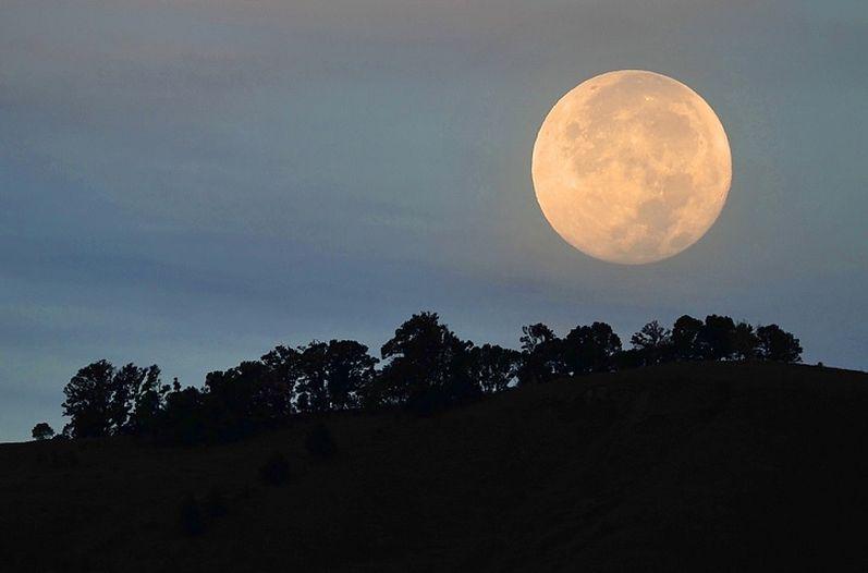 Cuanto dura la luna llena
