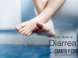 Cuanto dura la diarrea