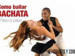 Aprender a bailar bachata