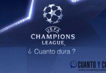 cuanto dura la uefa champions-league