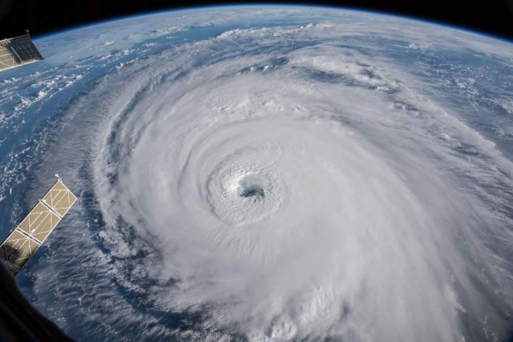 ojo de huracan