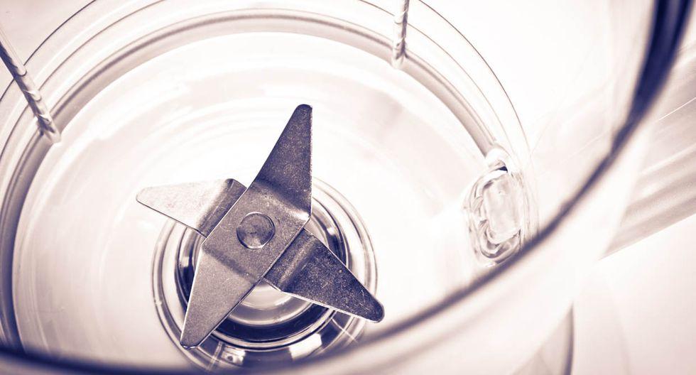 limpiar licuadora con bicarbonato