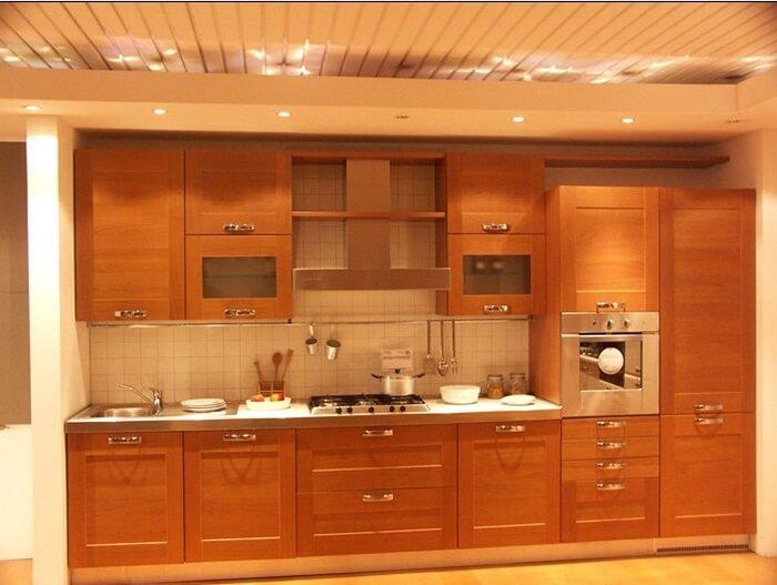 limpiar muebles de cocina con bicarbonato