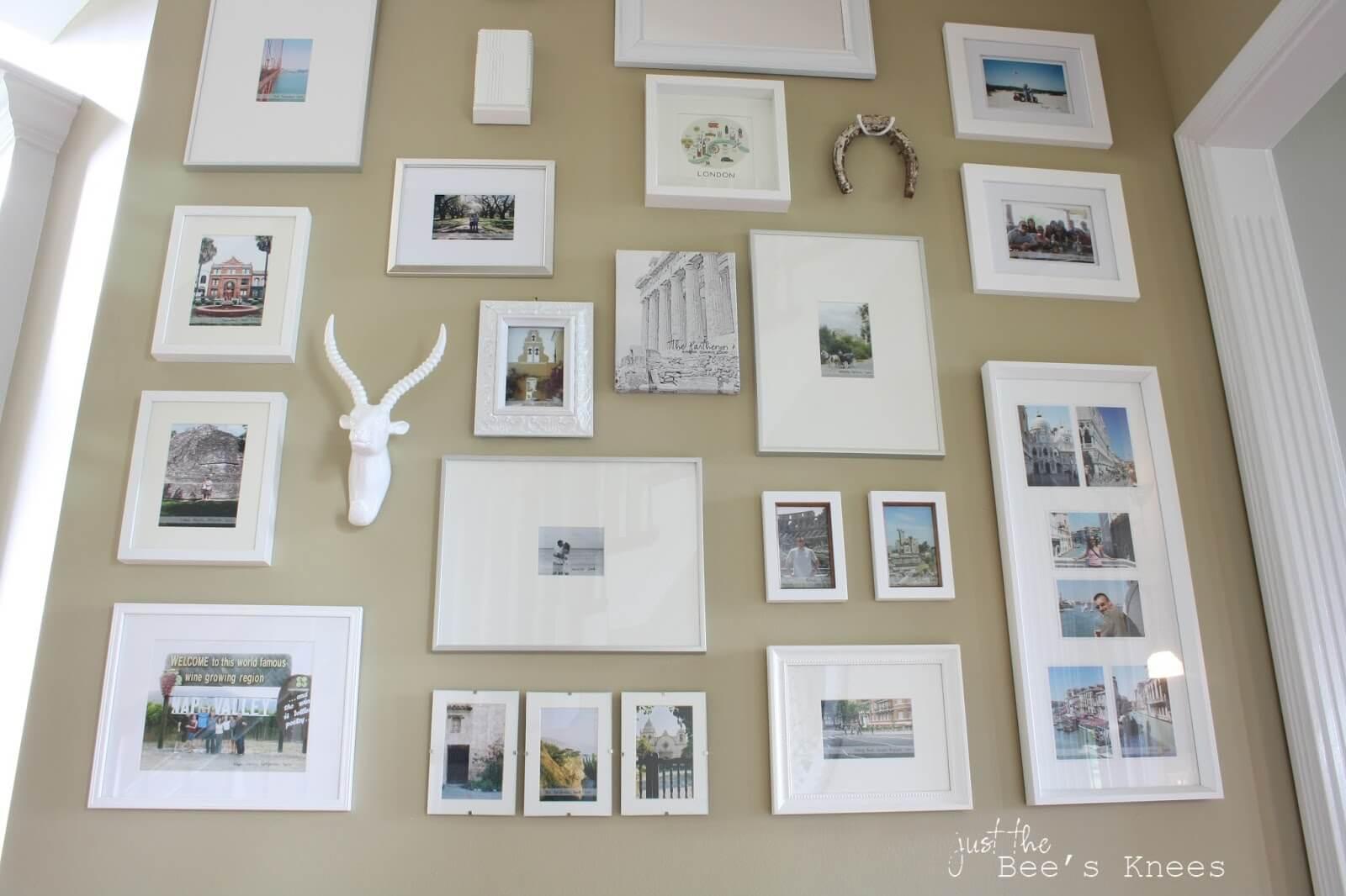 muro galeria de fotos